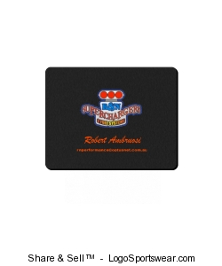 R&N Mouse Pad Design Zoom